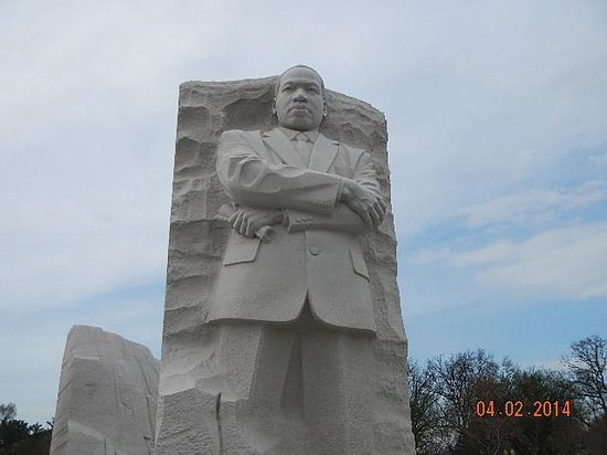 Martin Luther King, Jr. Memorial: Dr Martin Luther King, jr