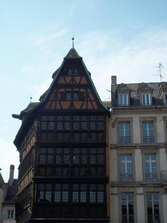Exclusive Hotel Baumann - Maison Kammerzell : Vue de la façade