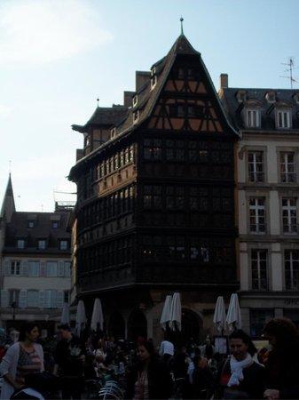 Exclusive Hotel Baumann - Maison Kammerzell : Façade de l'hôtel