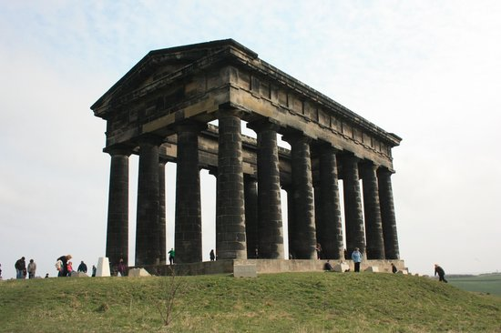 Penshaw Monument: Athens comes to Durham