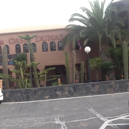 Oasis Duna Hotel: 18/1/14