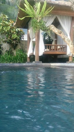 Balibaliku Beach Front Luxury Private Pool Villa: Private Pool