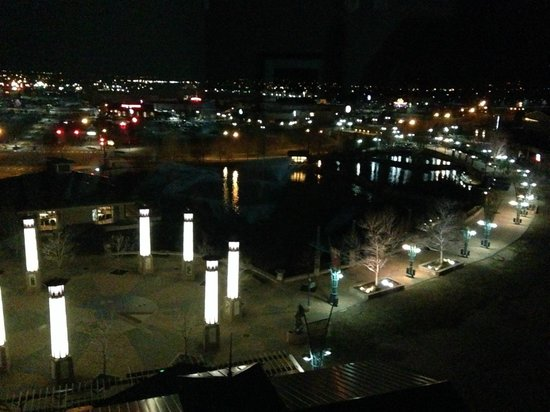 The Westin Westminster : View from room-night