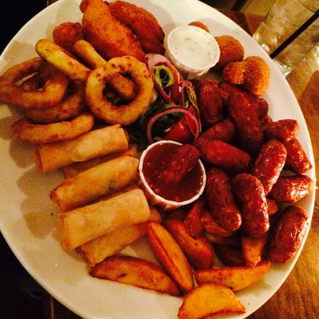 The Church: platter selection for 2