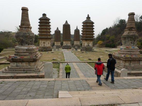 Beijing Fahua Temple: Vue du site