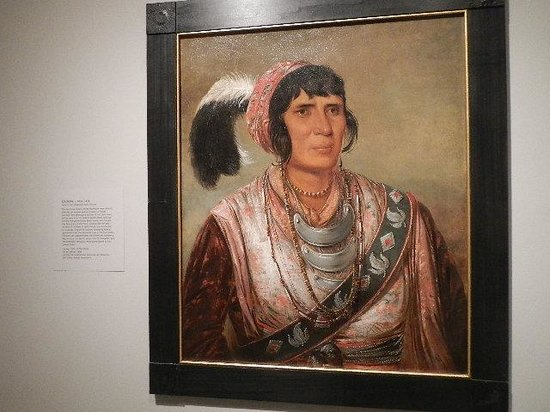 National Portrait Gallery: Osceola