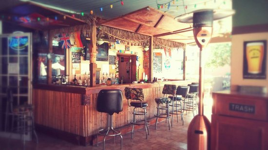 Oasis Tiki Bar and Pub of Orlando Florida
