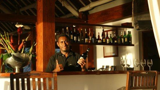 Francesca's Beach Club Bar Restaurant : great service
