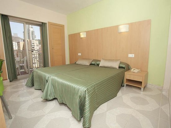 Servigroup Pueblo Benidorm: Great rooms