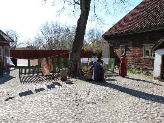 Musée de plein air de Skansen : lill skansen