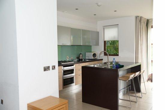 Waterford Castle Hotel & Golf Resort: Kitchen