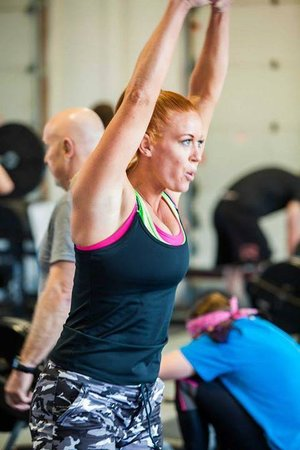 CrossFit Pagosa: big time strength