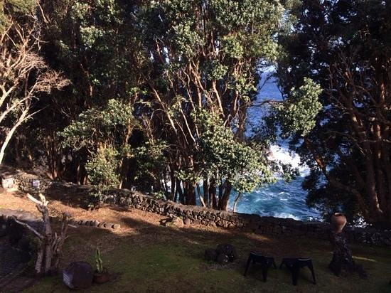 Hotel Aldeia da Fonte: photo from bedroom window