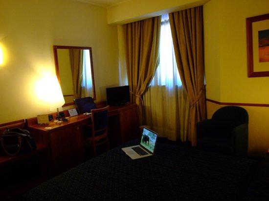 Pacific Hotel Fortino : номер