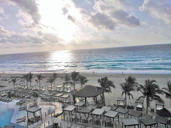 Hyatt Zilara Cancun: Amanhecendo o dia