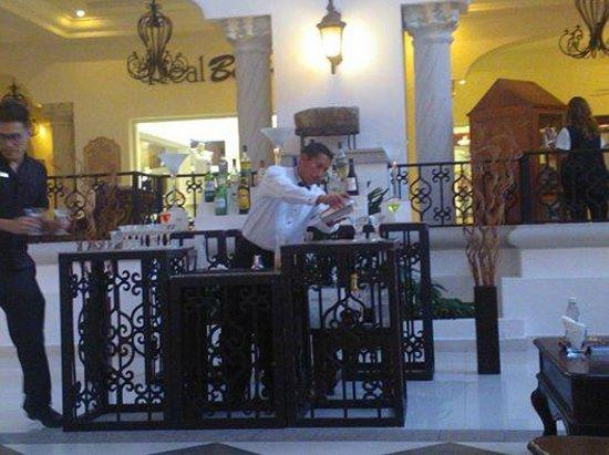 Hyatt Zilara Cancun: Degustação de martinis
