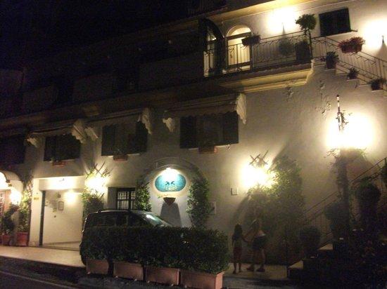 Hotel Il Nido: Fachada do hotel