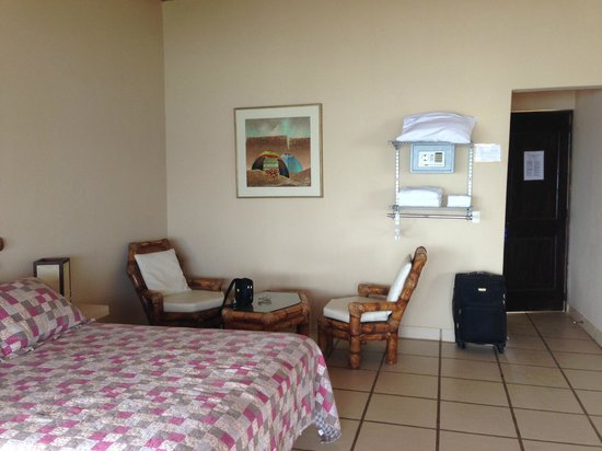 Hotel Grand Mare & Bungalows : CUARTO