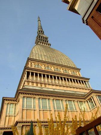 Musée national du cinéma (Turin) : Моле днем