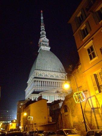 Musée national du cinéma (Turin) : Музей вечером