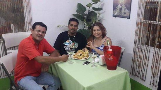 Waruguma: Mi plato preferido sea food burrito