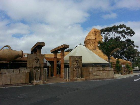 The Sphinx: Egypt?