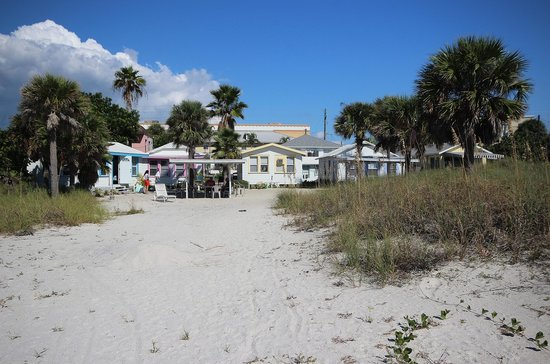 Seahorse Cottages Treasure Island Reviews