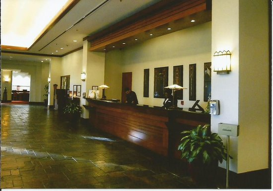 Emory Conference Center Hotel: Hotel Lobby