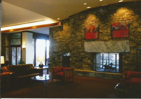Emory Conference Center Hotel: Indoor Seating Area