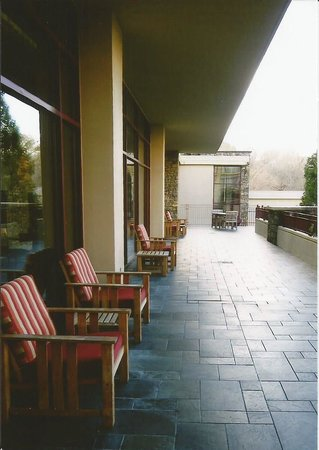 Emory Conference Center Hotel : Outdoor Seating