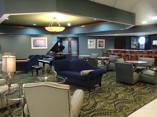 Comfort Inn On The Ocean: Bar restuarant