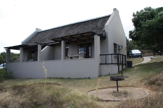Addo Rest Camp: Chalet