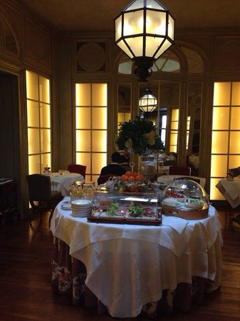 Santa Maria Novella Hotel: Vista de desayuno