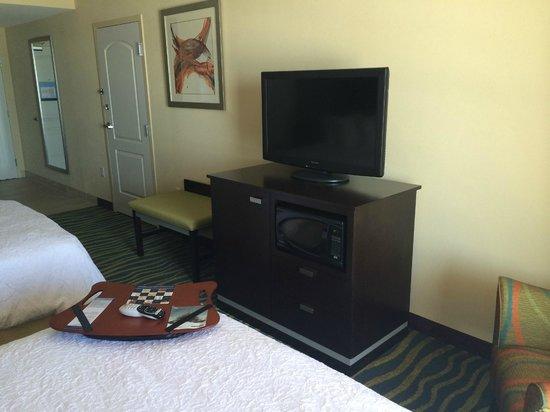 Hampton Inn Daytona Beach/Beachfront: Room