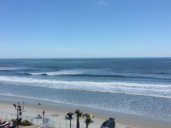 Hampton Inn Daytona Beach/Beachfront: Ocean