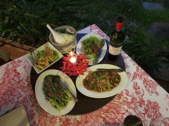 Tiger Rock: een heerlijke maaltijd