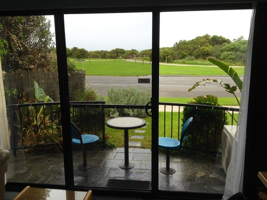 Apollo Bay Waterfront Motor Inn: View from Room 1