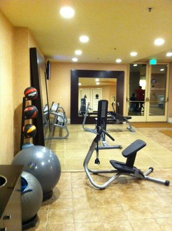Embassy Suites by Hilton Brea - North Orange County: gym