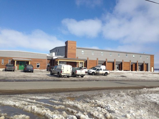 Kuujjuaq, Canada : Vu exterieur