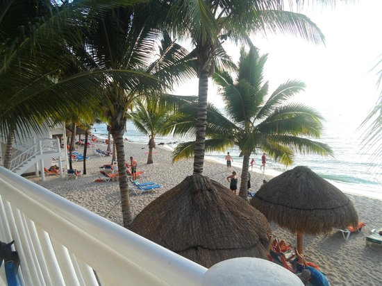 Sunscape Sabor Cozumel: View from the room.