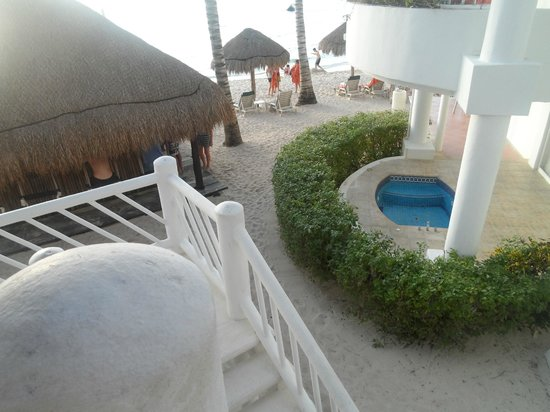 Sunscape Sabor Cozumel: view from the room