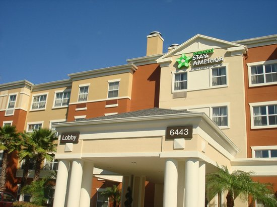 Extended Stay America - Orlando - Convention Ctr - 6443 Westwood: FACHADA Extended Stay America - Convention Ctr - 6443 Westwood