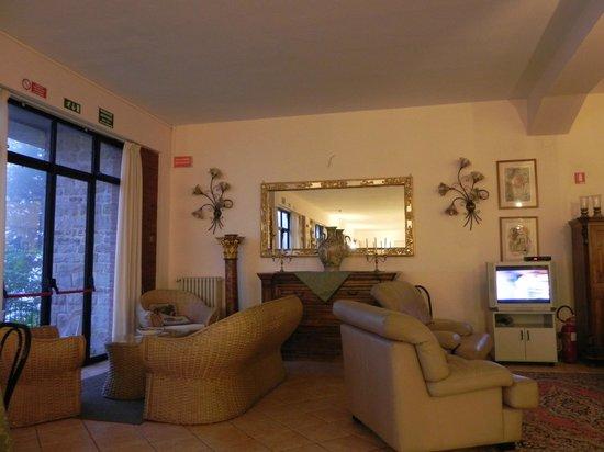 Hotel Villa San Giovanni: recepção