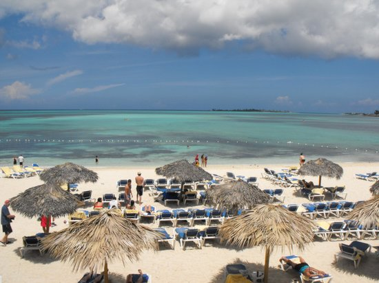 Breezes Resort & Spa Bahamas: Another view from our room