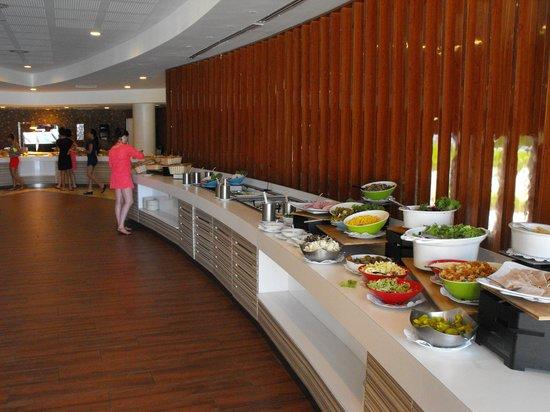 Breezes Resort & Spa Bahamas: Yum