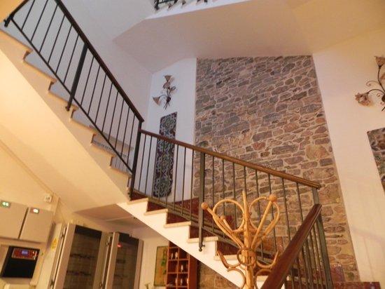 Hotel Villa San Giovanni: acesso ao primeiro pavimento