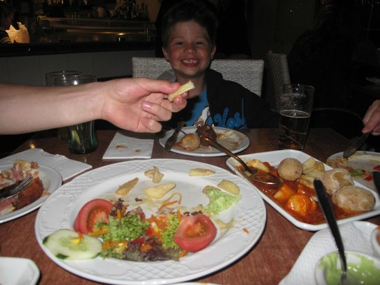 Casa Tere: Tapas enjoyed by the whole family