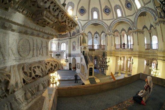 Kucuk Ayasofya Camii (Church of the Saints Sergius and Bacchus): Малая Айя-София и этим многое сказано.