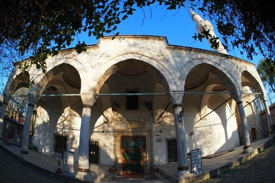 Kucuk Ayasofya Camii (Church of the Saints Sergius and Bacchus): Не бог весть что снаружи, но внутри - самое то.