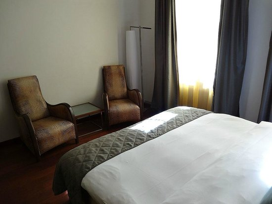 Hotel Christiania Teater : Chambre